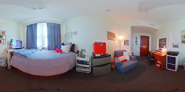 Residence Hall Room 360's