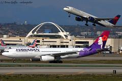 N378HA | Hawaiian Airlines | Airbus A330-243 | 20170228 | KLAX