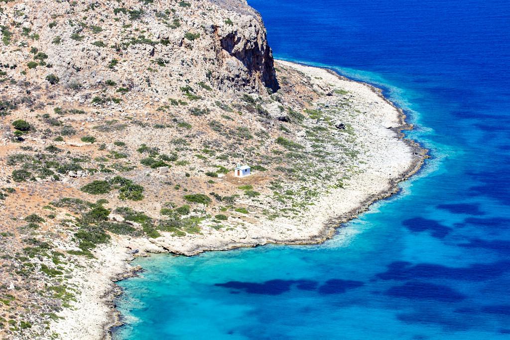 Crete coast - Greece