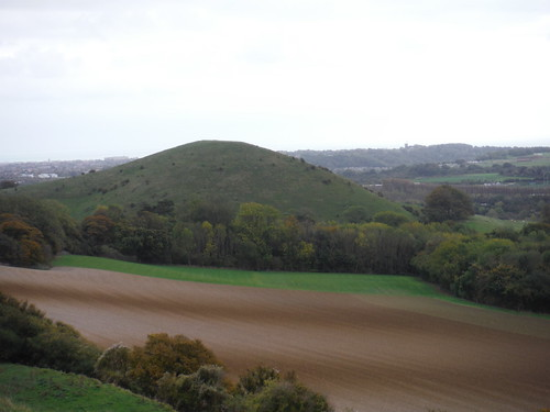 Summerhouse Hill from Tolsford Hill