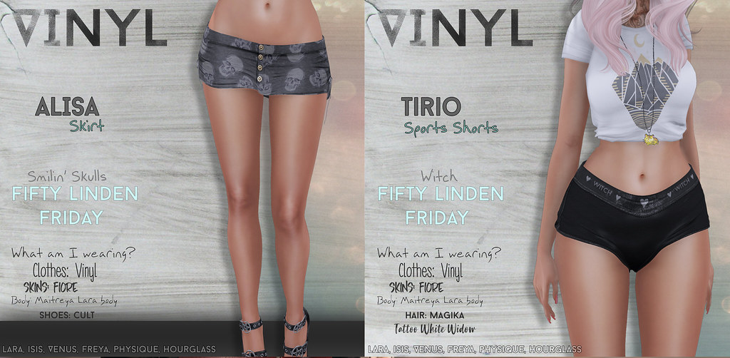 Fifty Linden Friday @ Vinyl - TeleportHub.com Live!
