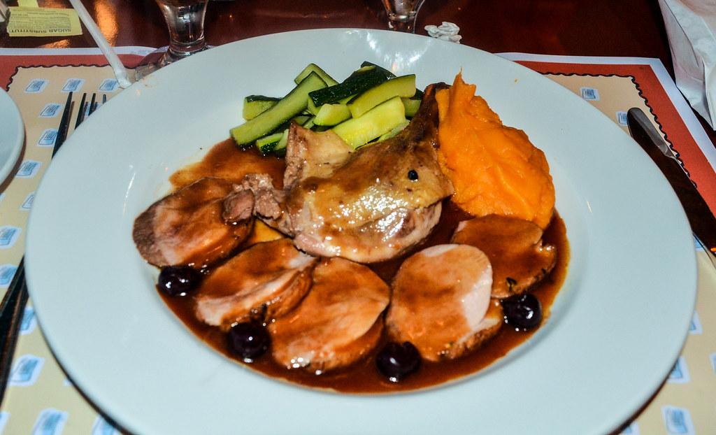 Chefs de France duck