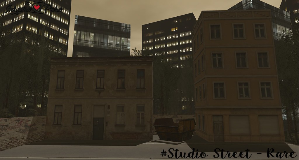 Inspire Pose // #Studio Street // Gacha - TeleportHub.com Live!