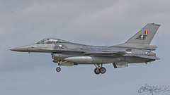 Belgian Air Component General Dynamics F-16AM Fighting Falcon FA-69