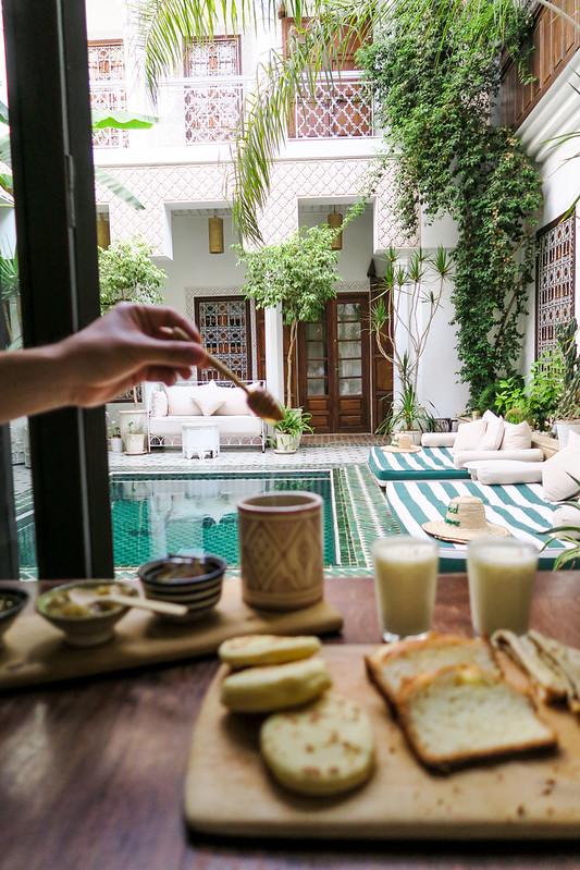 Wanderlust Us Travel Blog - Le Riad Yasmine