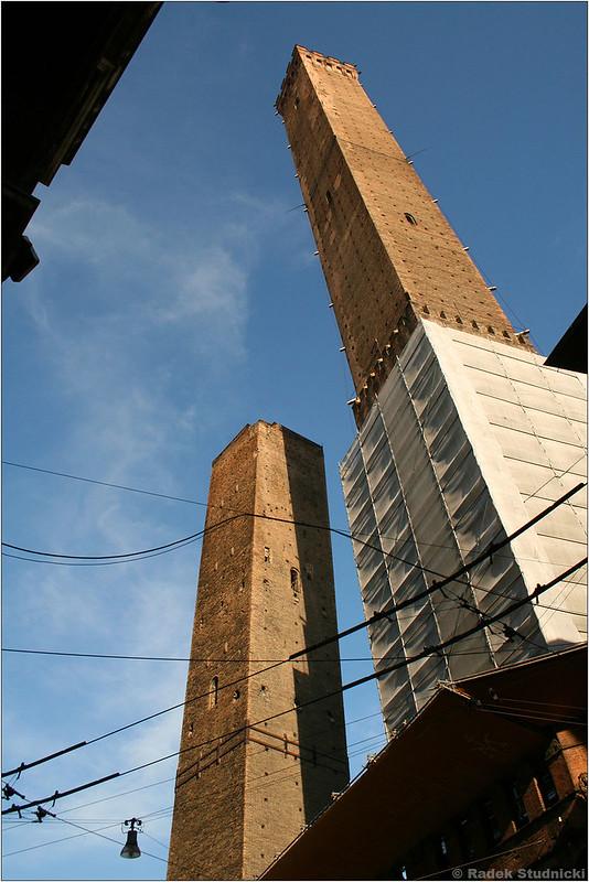 Due Torri w Bolonii