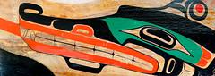 We Wai Kai Canoe detail