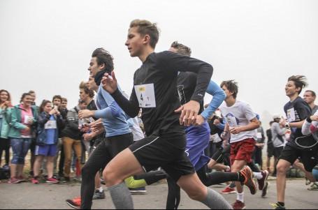 Šprti vyhráli studentský maraton