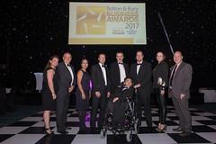 Bolton & Bury Business Awards 2017
