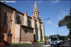 Heuliez Bus GX 327 - Tisséo n°0634 - Photo of Menville