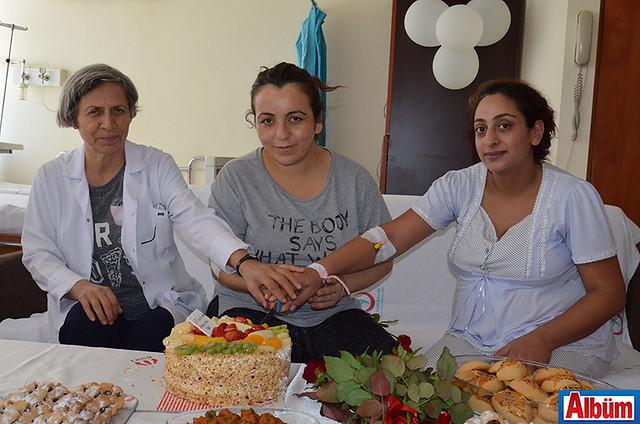 ALKÜ Alanya Eğitim ve Araştırma Hastanesi Yönetim Birimi Emzirme Haftası etkinlik-5