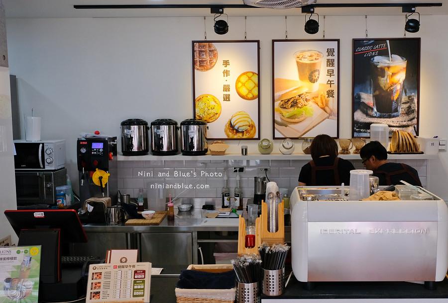 台中咖啡早午餐雷恩獅08