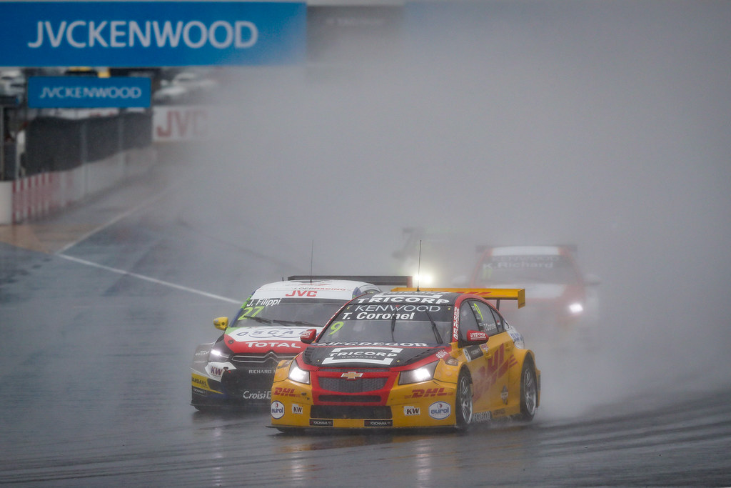 09 CORONEL Tom (ned) Chevrolet RML Cruze team ROAL Motorsport action during the 2017 FIA WTCC World Touring Car Championship race at Motegi from october 27 to 29, Japan - Photo Alexandre Guillaumot / DPPI