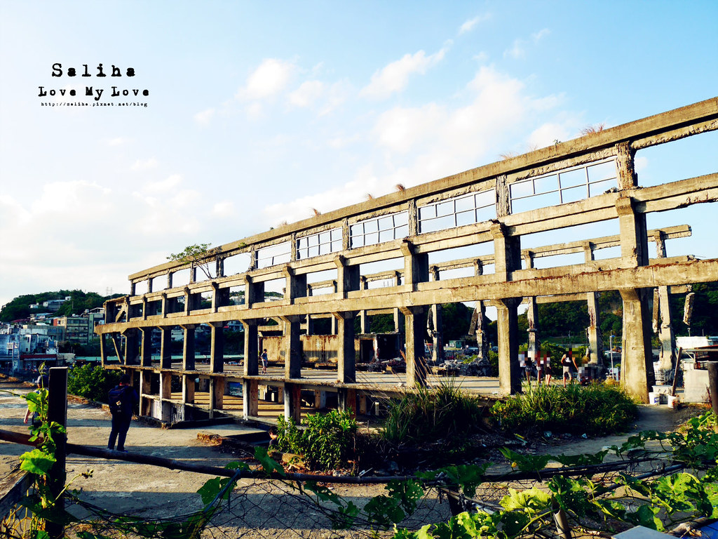 基隆一日遊景點推薦阿根納造船廠遺址 (31)
