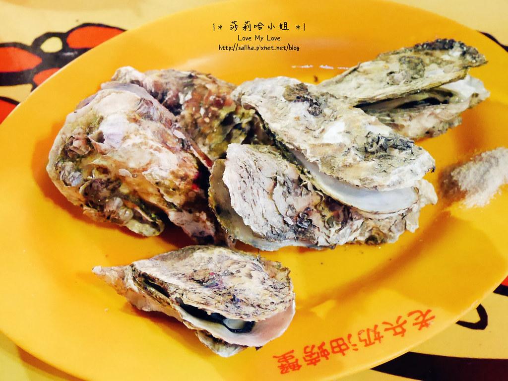 基隆夜市海鮮攤奶油螃蟹熱炒小吃必吃推薦 (2)