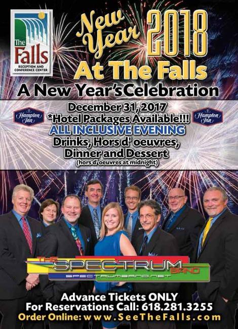 Spectrum Band NYE 12-31-17