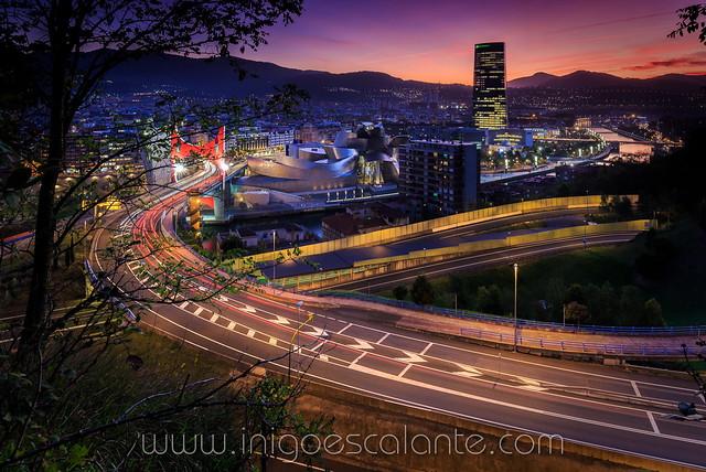 Panorámicas de Bilbao