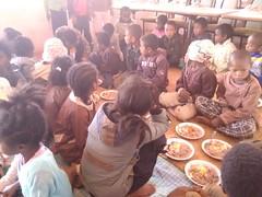 cantine scolaire Madagascar