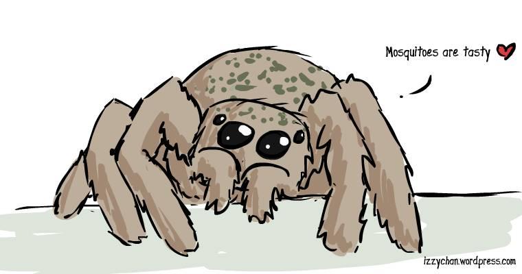 cobweb crawler drawlloween halloween