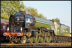 The Flying Scotsman And Tornado Timeline Event 4