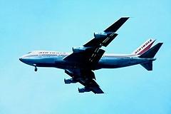 VT-EBN   Boeing 747-237B [20459] (Air India) Home~G 25/08/1974