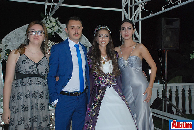Filiz Kaya, Mustafa Bolat düğün -5