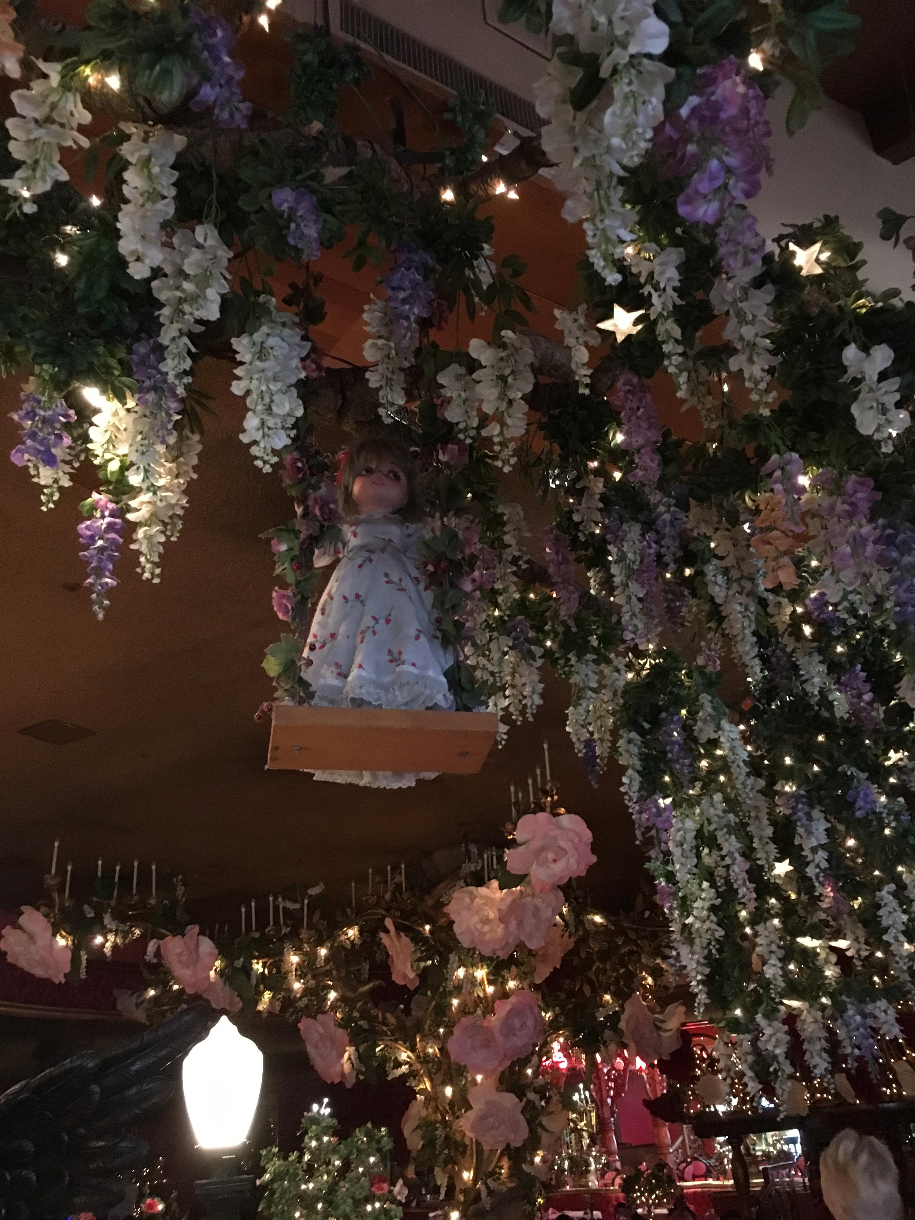Madonna Inn - doll