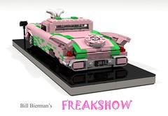 Bill Bierman's FREAKSHOW