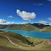 西藏第二大聖湖羊卓雍措