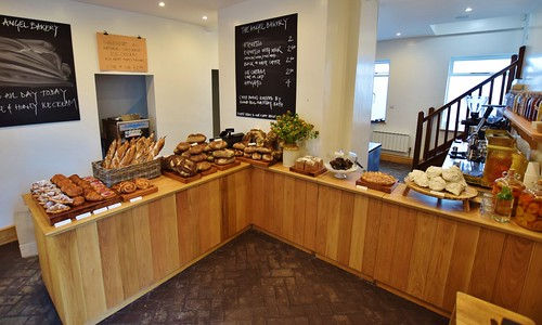The Angel Hotel Abergavenny - Brecon Beacons National Park - The Bakery