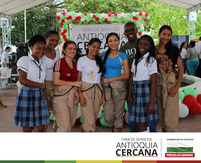 Feria de servicios Puerto Triunfo