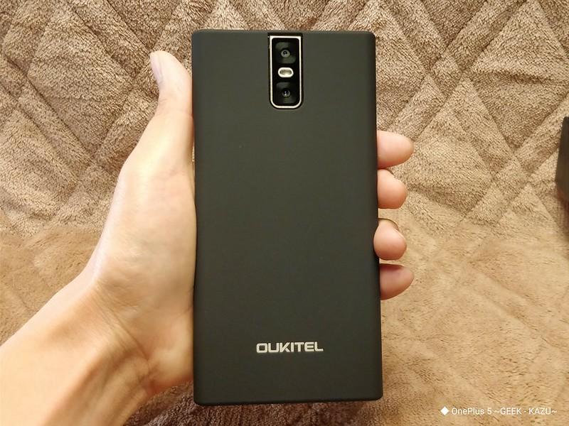 OUKITEL K3 スマートフォン レビュー (12)