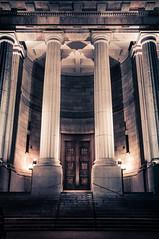 Night Light Door