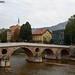 Sarajevo's historic Latin Bridge
