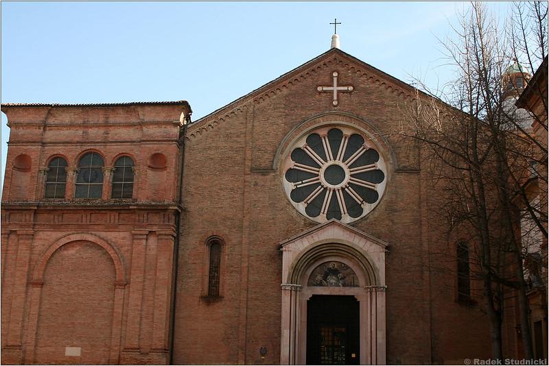 Kościół San Domenico w Bolonii