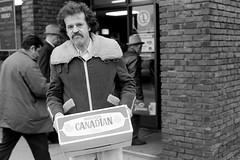 Gerrard Street East, Toronto, 1981