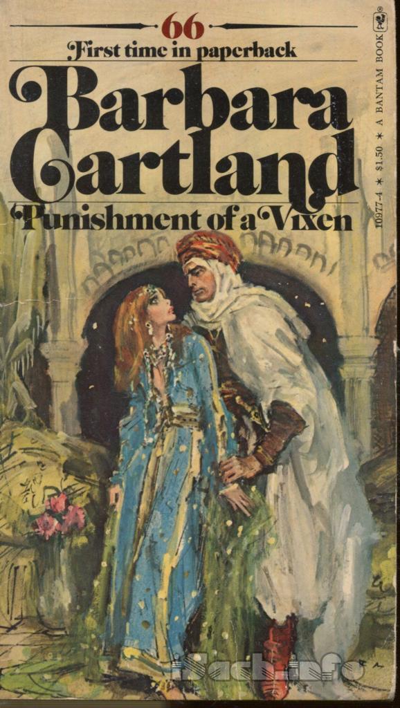 Sự Trừng Phạt Một Hồ Ly Tinh - Barbara Cartland