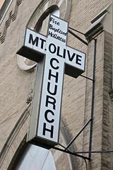 Mt. Olive Church, New York, NY
