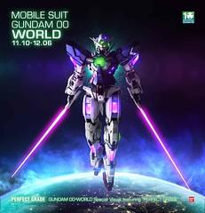 Gundam Base Tokyo - Gundam 00 World Special Event