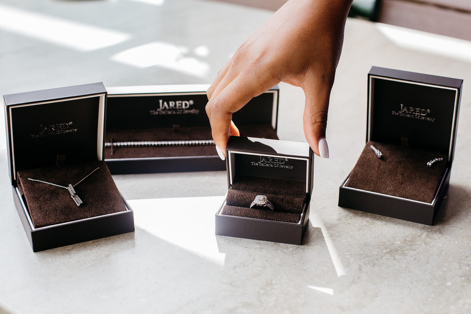 jared the galleria of jewelry timeless moments