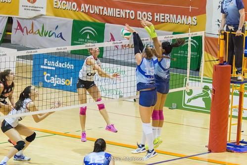 Cajasol Juvasa Voley femenino Superliga Iberdrola