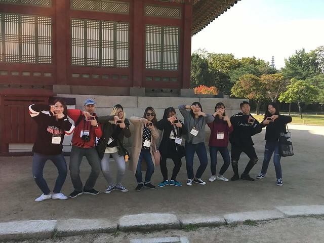 The ACH Invitation Program for Members of the Asean Fan Club of Hallyu (Korean Wave)