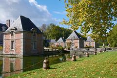 Promenade au château de Courances (2)