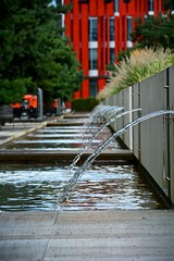 Birmingham, Water Fountain
