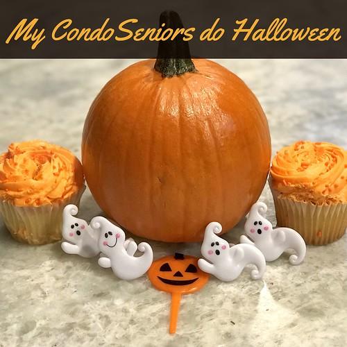 My CondoSeniors do Halloween