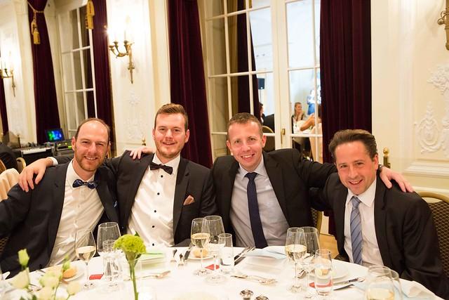 HFV Diplomfeier 2017 - Bellevue Palace, Bern