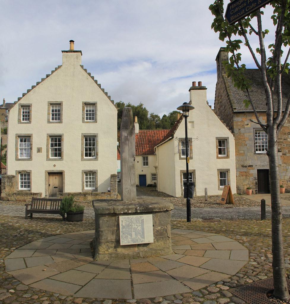 Culross - Fife  Scotland