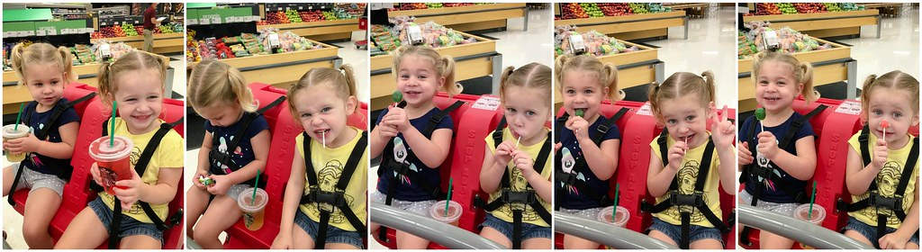 silliness at target