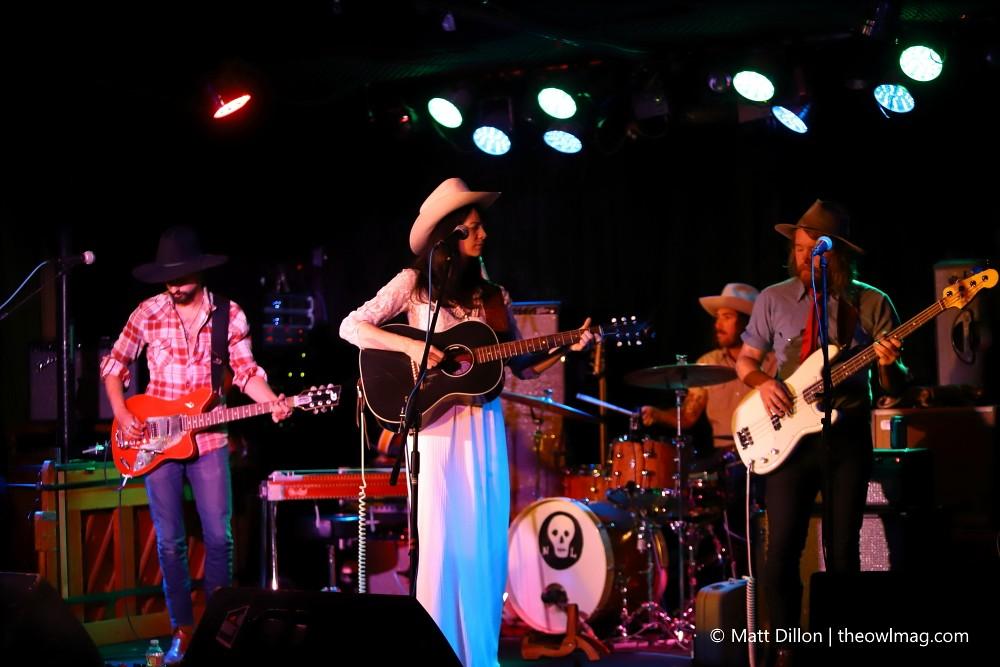 Nikki Lane @ Harlows, Sacramento 10/9/17