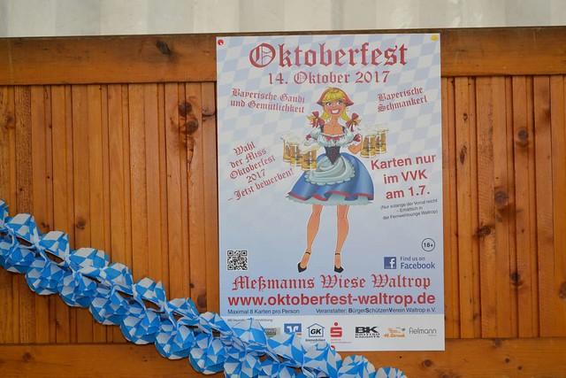 Oktoberfest Waltrop 2017